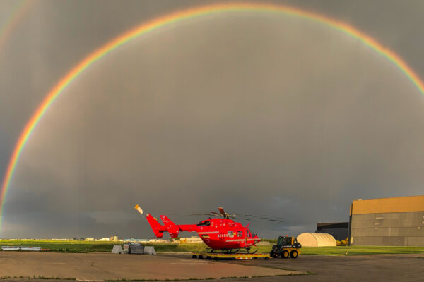 Planning and procedures key to flying in stormy weather