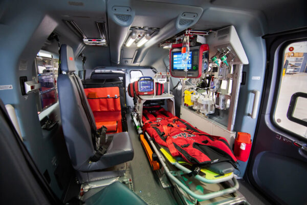 An inside look at the Airbus H145 flown by STARS